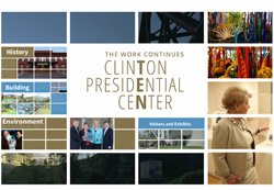 Clinton Presidential Center History and Impacts